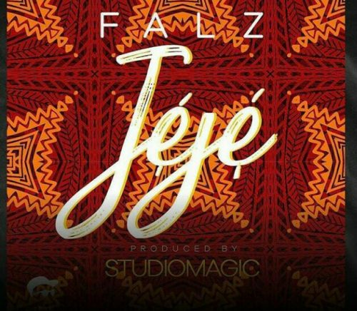 "Falz ""Jeje"" MP3."