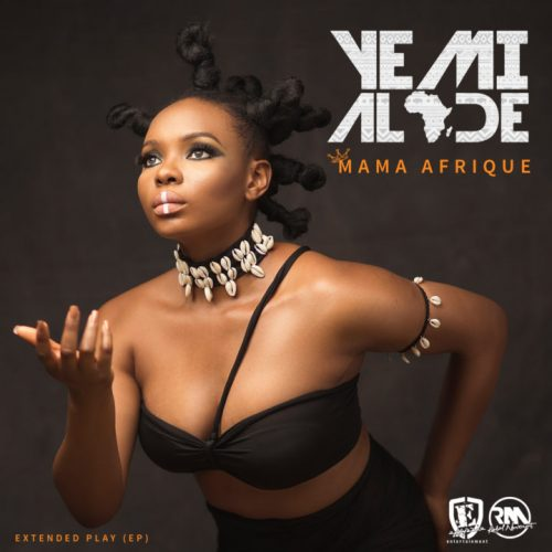 "Yemi Alade Unviles Cover Artwork & Tracklist for ""Mama Afrique"" EP"