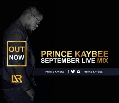 Prince Kaybee - September Live Mix (2017) Music