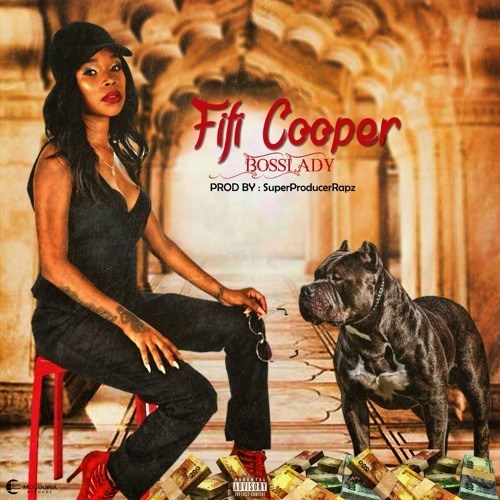 Fifi Cooper - Boss Lady