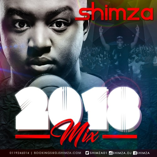 [Mixtape] Shimza – Shimza 2018 Mix