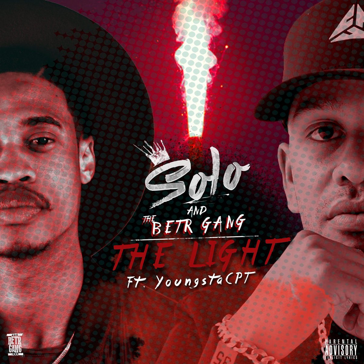 Solo & The BETR Gang – The Light Ft. YoungstaCPT