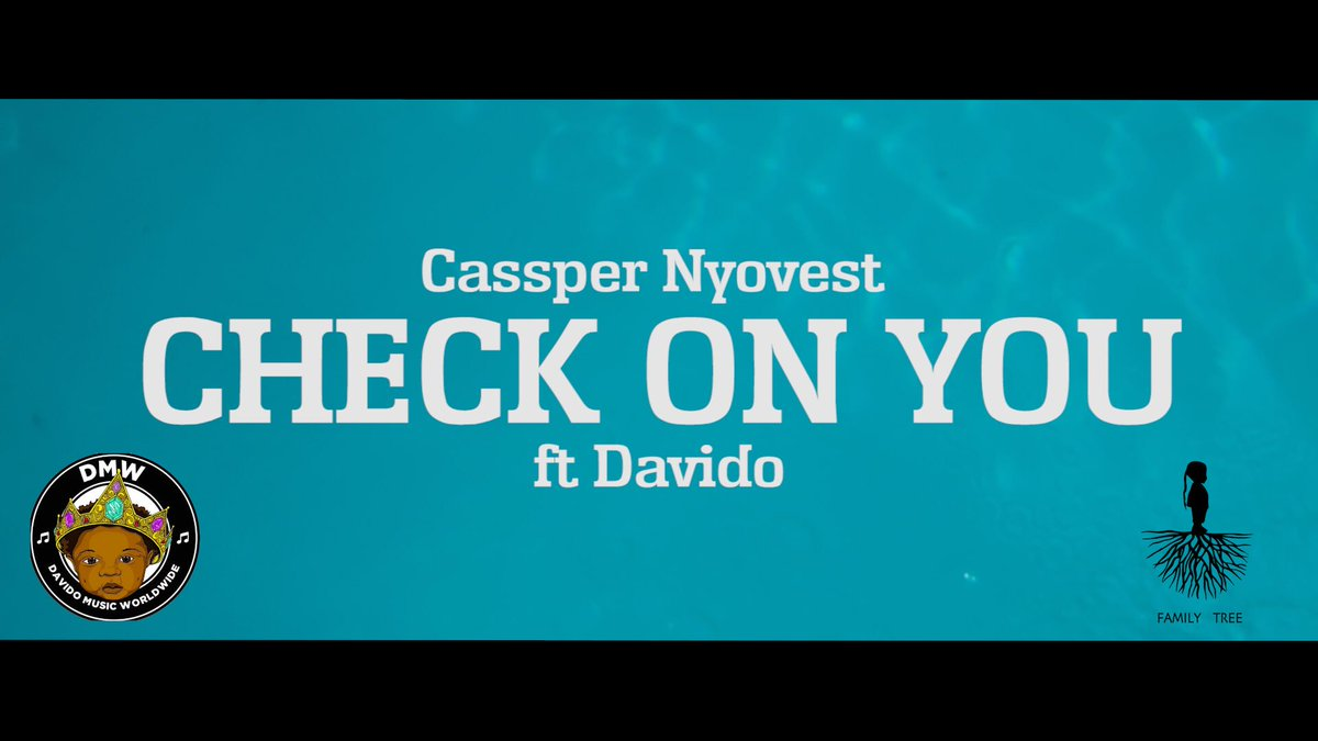 Cassper Nyovest - Check on You ft. Davido