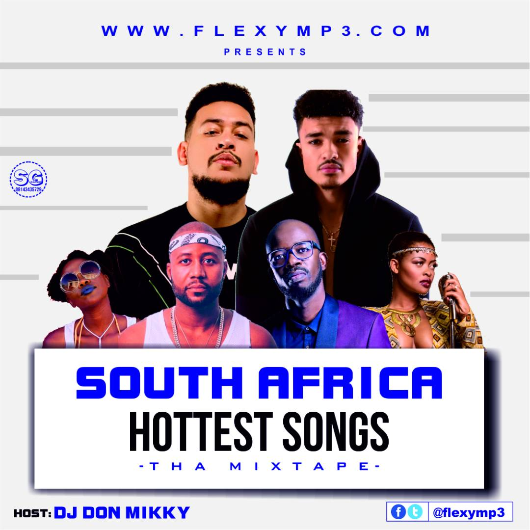 Flexymp3 South Africa Hottest Songs [Mixtape]