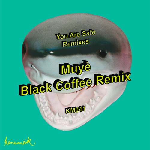 Black Coffee - Muyè (Remix)