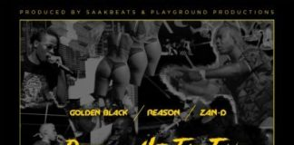 Golden Black – Rigorous Hit The Fan ft. Reason & DJ Zan-D