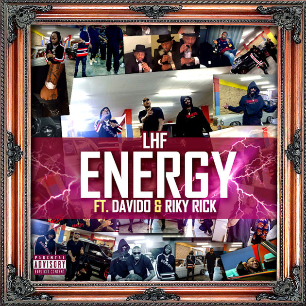 LHF - Energy ft. Riky Rick & Davido