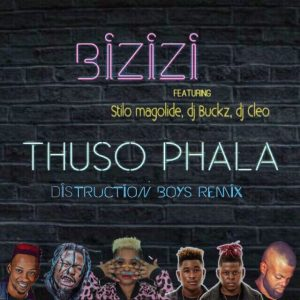 Distruction Boyz - Thuso Phala (Remix) ft. Bizizi