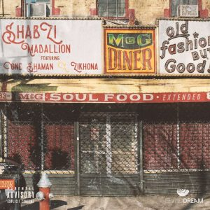 ShabZi Madallion - Soul Food Ft. One Shaman & Zikhona