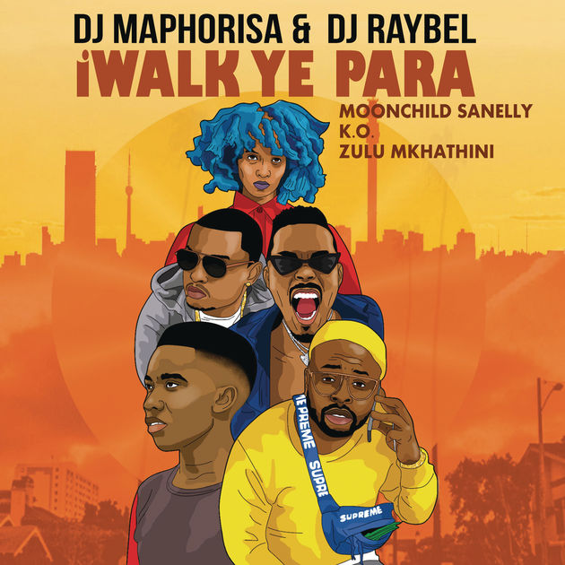 DJ Maphorisa - IWalk ye Phara ft. K.O, MoonChild, Dj Raybel & ZuluMkhatini