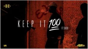Emtee – Keep It 100 ft. Saudi