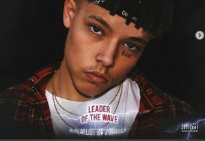 J Molley – Leader of the Wave (Song)