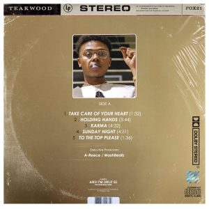 DOWNLOAD A-Reece And I'm Only 21 EP