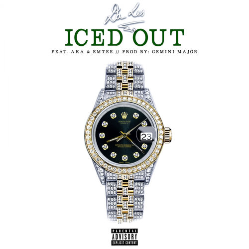 Da L.E.S - Iced Out ft. AKA & Emtee