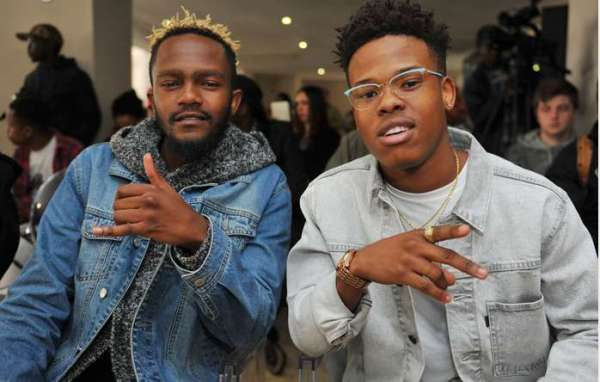 Kwesta – Rite Now ft Nasty C, Fifi Cooper & ICU
