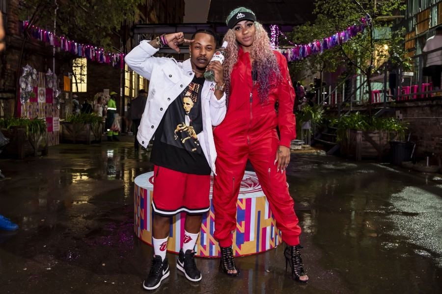 "Nadia Nakai Shares Snippet of ""Ah Hah (Uh Huh)"" featuring Priddy Ugly"