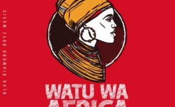 Echo Deep & Benjy – Watu Wa Africa (Original Mix)