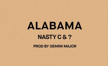 FreeBeat: Nasty C - Alabama