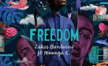 Zakes Bantwini – Freedom ft. Moonga K