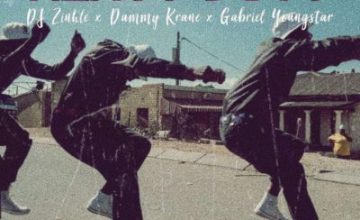 Dammy Krane – Heavy Duty ft. DJ Zinhle & Gabriel Youngstar