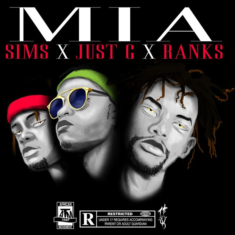 Sims, Just G & Ranks - M.I.A