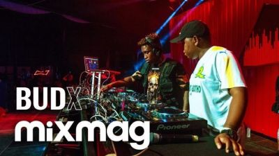 Distruction Boyz – Hybrid Afro House Set at BUDX Lagos