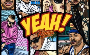 DJ D Double D - Yeah (Remix) ft. AKA, Da L.E.S & YoungstaCPT