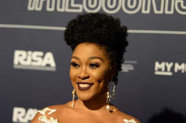 Lady Zamar Bags A New Deal With Shell V-Power