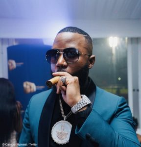 """I come from a prophetic family"" – Cassper Nyovest"