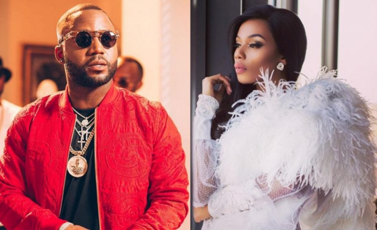 "LOL! ""Please Don't Sue Me"" Bonang Matheba and Cassper Makes Fun Using ""Fill Up"" Phrase"