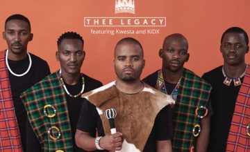 Thee Legacy - Way'sus Uzoyimela ft. Kwesta, KIDX