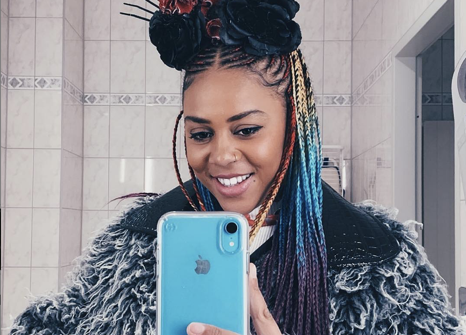 "Sho Madjozi Reveals The Inspiration Behind Her Hit Single ""John Cena""."