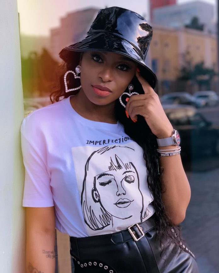 DJ Zinhle Launches New Furniture Design Line, 'Jiyane Atelier'.