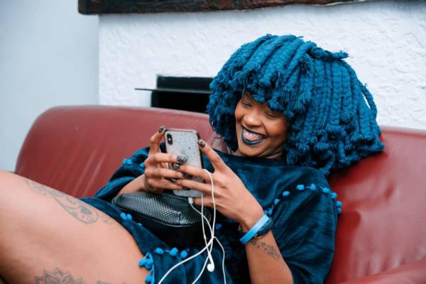 The Inspiration Behind Moonchild Sanelly's Hair Revealed.