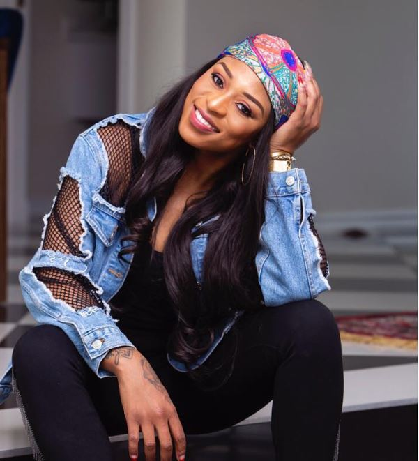 Check Out Hot Snaps From DJ Zinhle Cover Launch Party.