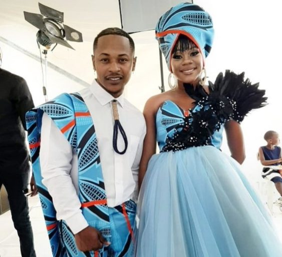 Priddy Ugly Surprises Wife Bontle With A Baby Shower.