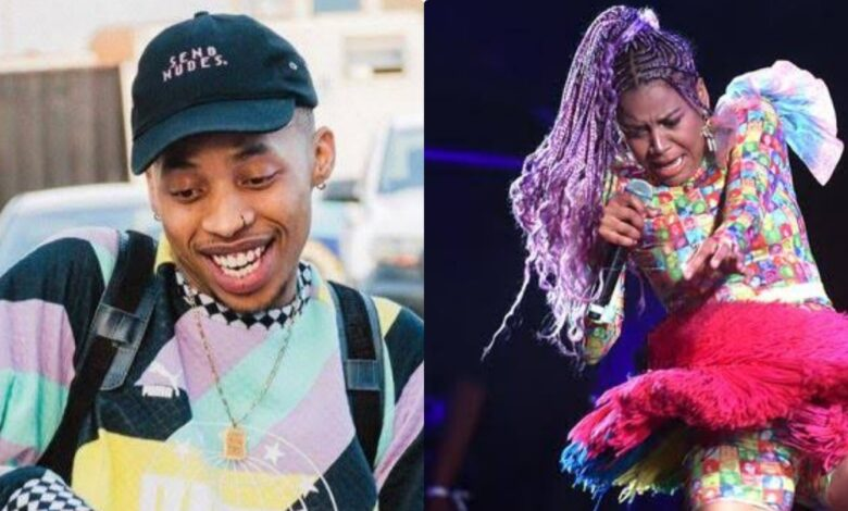 Tshego And Sho Madjozi Could Possibly End Up In A Collaboration