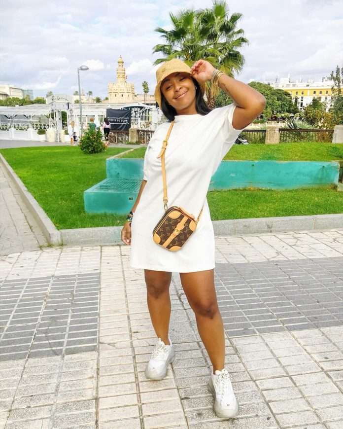 Boity Excited As 'Wuz Dat' Single Goes Platinum