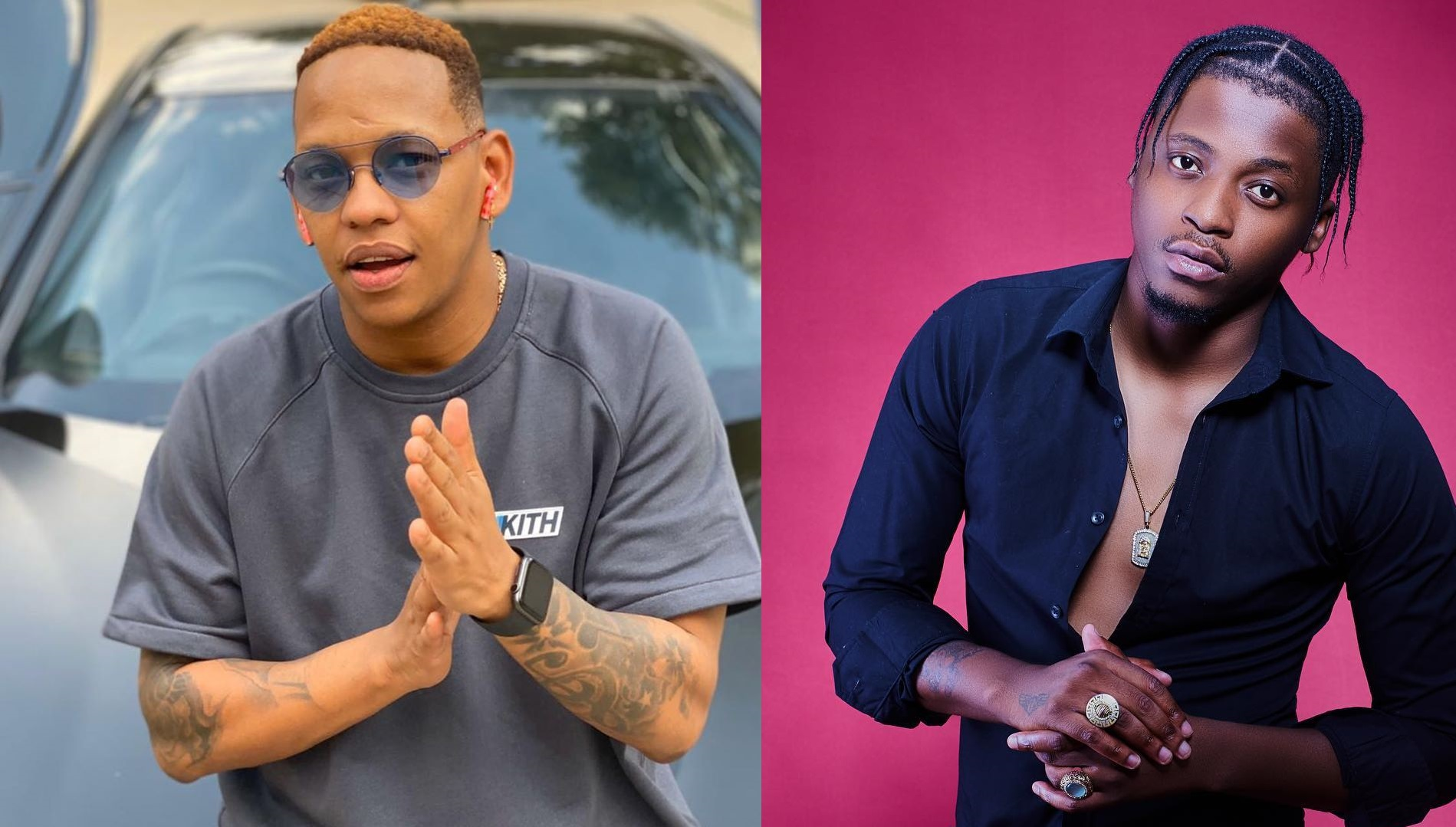 Yanga Chief explains what led to his departure from F2D label