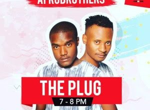 Afro Brotherz – The Plug YFM (Spirit Mix)