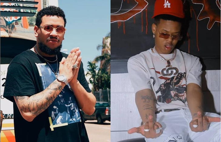 AKA reveals the reason behind his lost to Nasty C over 'Best Digital Sales' award