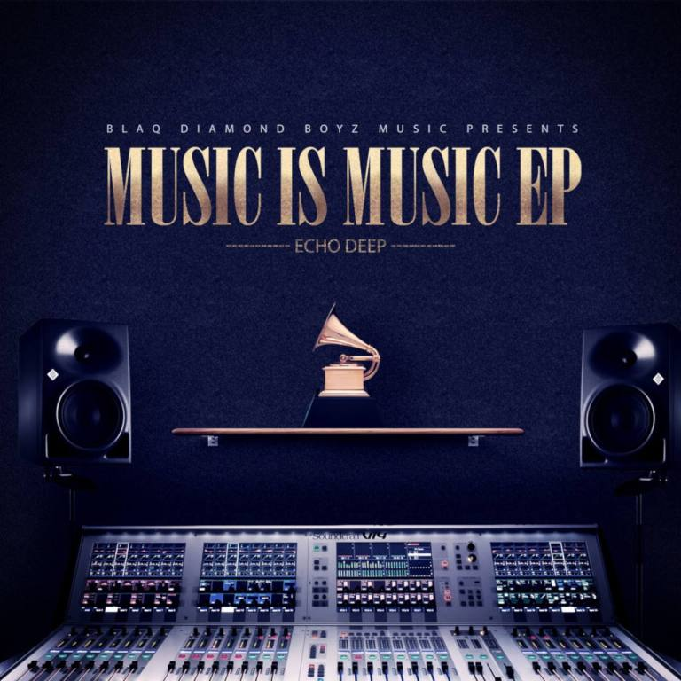 DOWNLOAD Echo Deep Music Is Music EP
