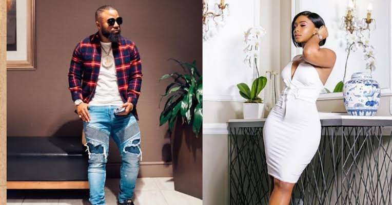 See Cassper's Response To A Troll Tagging Him On A Boity Post With A Male Celebrity