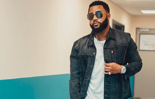 Here's Cassper Nyovest's list of top 5 hip hop artists