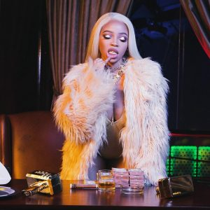 Nadia Nakai comes to the aid of Faith Nketsi saying they should 'Allow her grow'