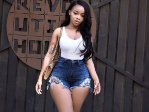 See why Faith Nketsi is been dragged by Twitter users