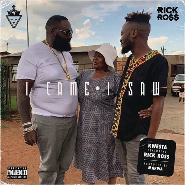 "Stogie T, AKA and others reacts to Kwesta's ""I Came, I Saw"" single featuring Rick Ross"