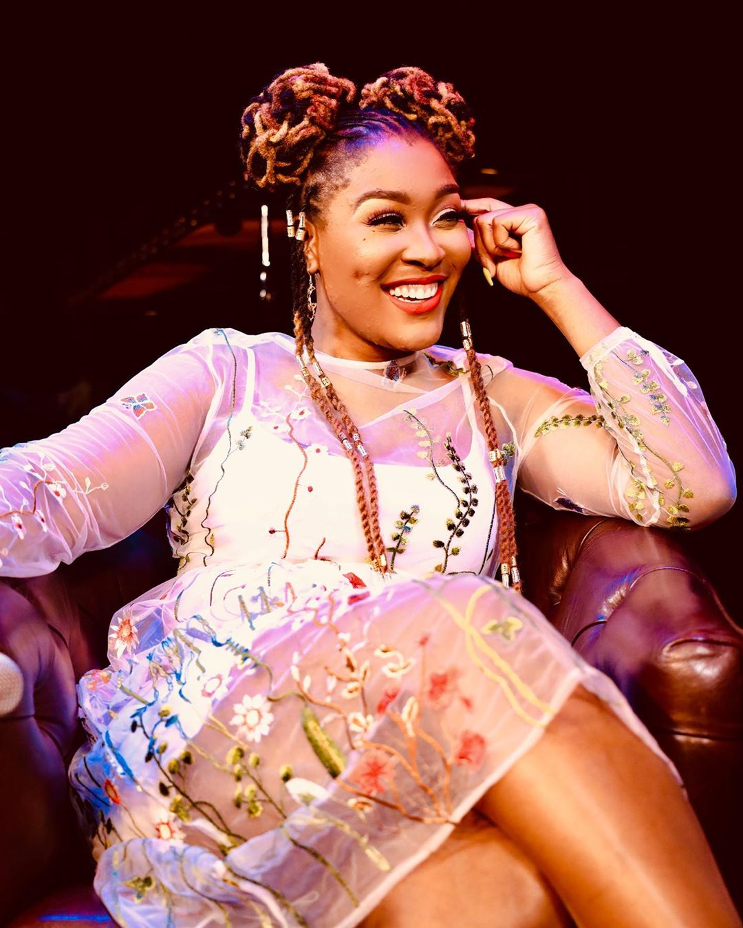 """I'll be successful one day"" – Lady Zamar"