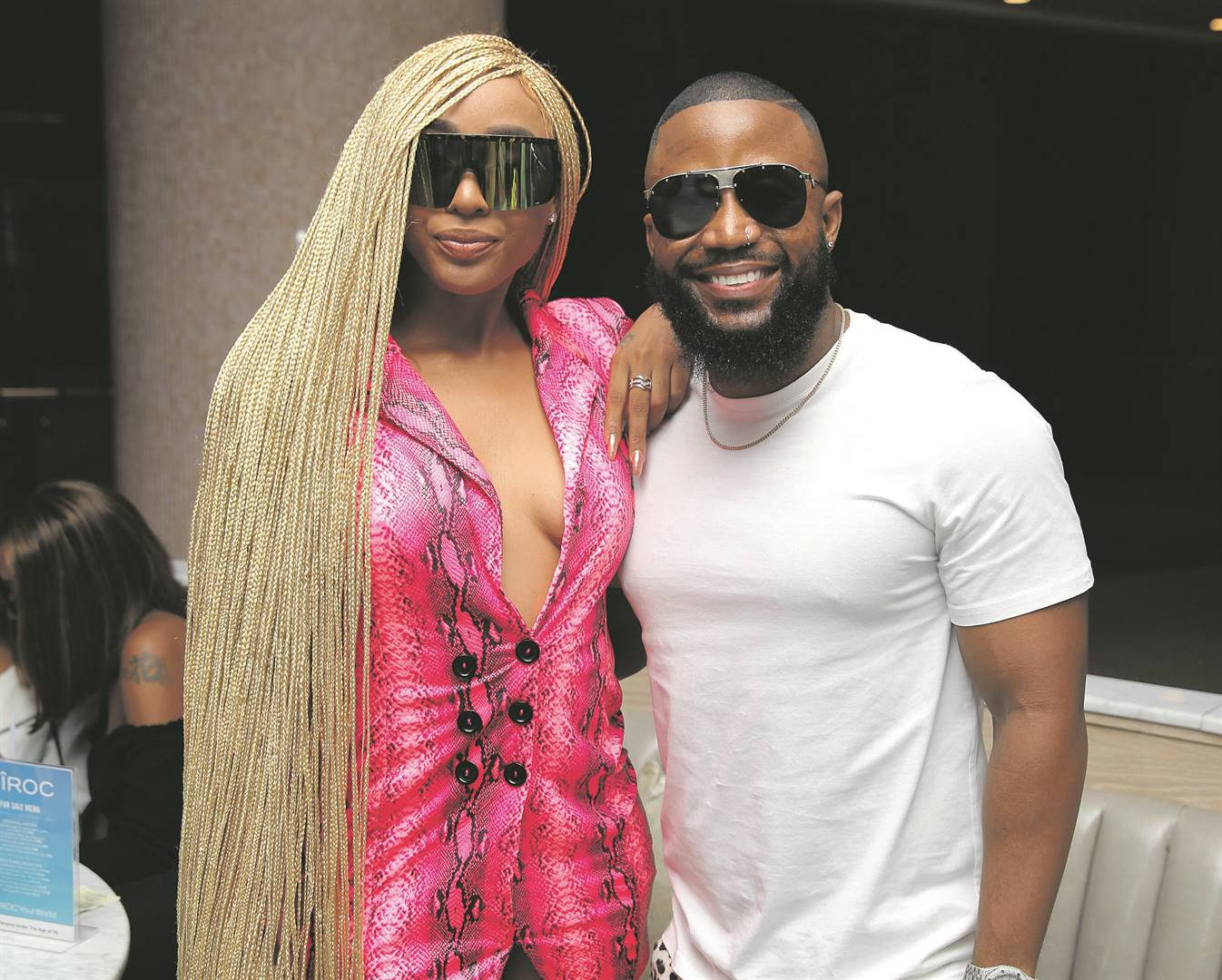 Cassper Nyovest reacts to Nadia Nakai been rated 10th on the just released MTV Base SA Hottest MCs list