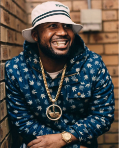 Cassper Nyovest Scopes A New Award For 'Gets Getsa' At The Mzansi Kwaito and House Music Awards